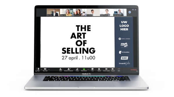 The art of selling event preview